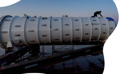 Microsoft's underwater data centre resurfaces