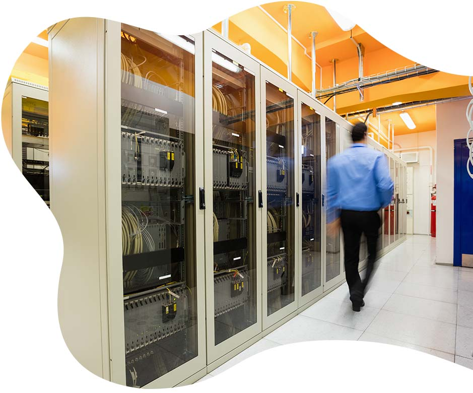 OptaNet data centre products and services